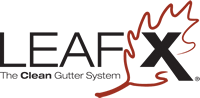 LeafX Gutter Protection System